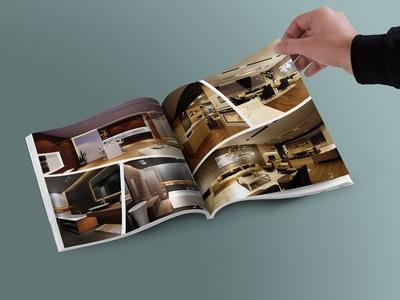Katalog tasarım ve baskı hizmeti